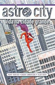 Astro City #1 Vida na Cidade Grande