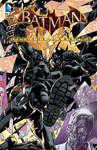 Batman Origens do Arkham