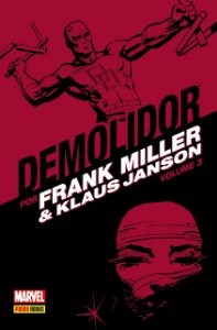 Demolidor por Frank Miller e Klaus Janson Volume 3