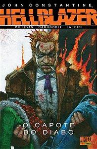 John Constantine Hellblazer O Capote do Diabo