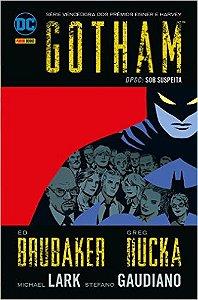 Gotham DPGC Sob Suspeita