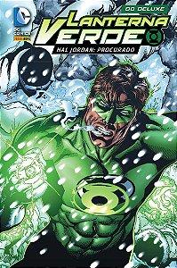 Dc Deluxe Lanterna Verde Hal Jordan Procurado