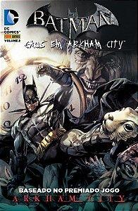 Batman - Caos em Arkhan City  #2