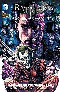 Batman - Caos em Arkhan City  #3