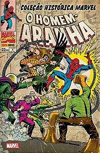 Coleção Histórica Marvel - O Homem-Aranha 4