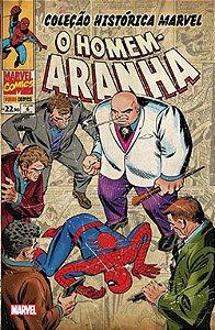 Coleção Histórica Marvel - O Homem-Aranha 6
