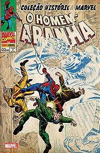 Coleção Histórica Marvel - O Homem-Aranha 7