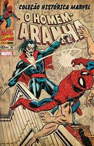 Coleção Histórica Marvel - O Homem-Aranha 10
