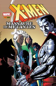 X-men Massacre de Mutantes