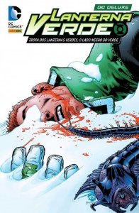 Dc Deluxe Lanterna Verde - Tropa dos Lanternas Verde