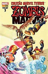 Coleção Marvel Terror - Zumbis Marvel 3