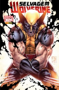 Selvagem: Wolverine - Ed. 4 Totalmente Nova Marvel
