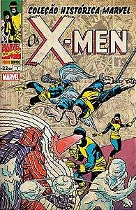 Coleção Histórica Marvel - Os X-men 1