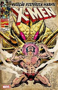 Coleção Histórica Marvel - Os X-men 7
