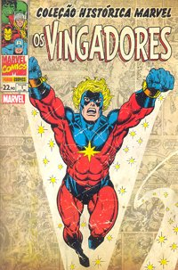 Coleção Histórica Marvel - Os Vingadores 1
