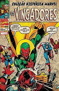 Coleção Histórica Marvel - Os Vingadores 3