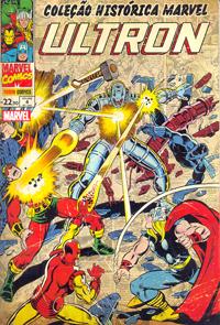 Coleção Histórica Marvel - Os Vingadores 4