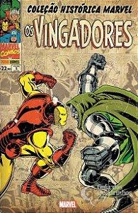 Coleção Histórica Marvel - Os Vingadores 5