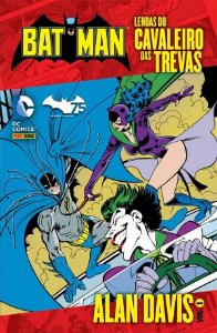 Batman Lendas do Cavaleiro das Trevas - Alan Davis Vol. 1