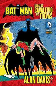 Batman Lendas do Cavaleiro das Trevas - Alan Davis Vol. 2