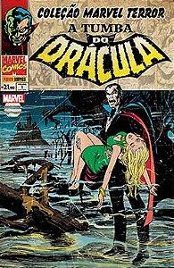 Coleção Marvel Terror - A Tumba do Drácula 1