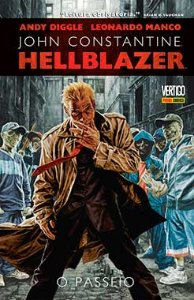John Constantine Hellblazer O Passeio
