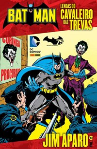 Batman Lendas do Cavaleiro das Trevas - Jim Aparo 2