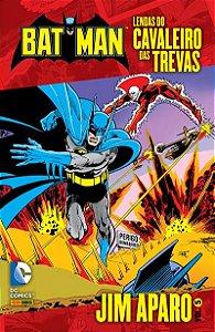 Batman Lendas do Cavaleiro das Trevas - Jim Aparo 5