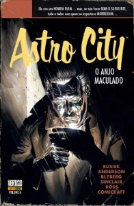 Astro City #4 Anjo Maculado