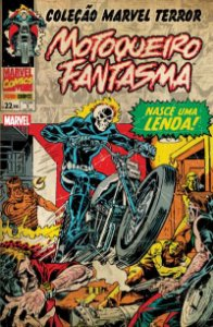Coleção Marvel Terror - Motoqueiro Fantasma - Vol. 1