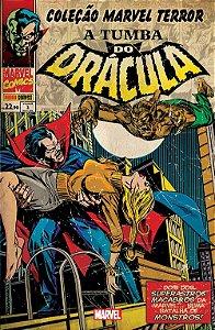 Coleção Marvel Terror - A Tumba do Drácula 3