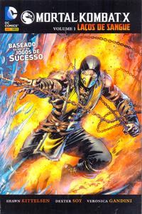 Mortal Kombat X: Laços de Sangue - Vol. 1