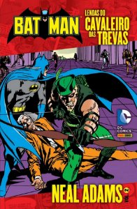 Batman Lendas do Cavaleiro das Trevas - Neal Adams 2