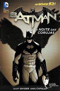 Batman A Noite das Corujas