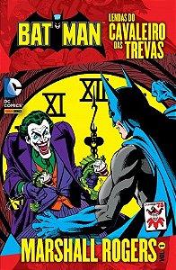 Batman Lendas do Cavaleiro das Trevas - Marshall Rogers 1