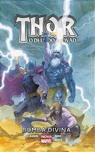 Thor o Deus do Trovão Bomba Divina