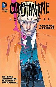 Constantine Hellblazer Fantasmas do passado