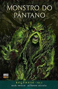 Monstro do Pântano Regênese #2