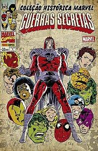 Coleção Histórica Marvel - Guerras Secretas 1