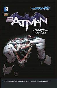 Batman A Morte da Família
