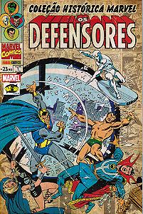 Coleção Histórica Marvel - Os Defensores 1