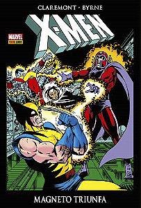 X-men Magneto Triunfa