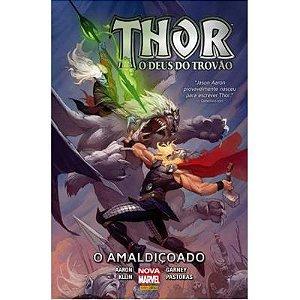 Thor o Deus do Trovão O Amaldiçoado