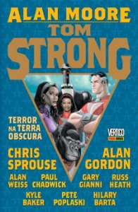 Tom Strong #2 Terror na Terra Obscura