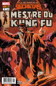Guerras Secretas: Mestre do Kung Fu - Ed. 1