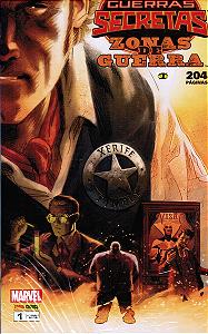 Guerras Secretas Zonas de Guerra Vol. 01