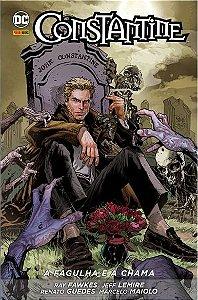John Constantine Hellblazer: A Fagulha e a Chama