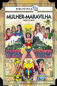 Biblioteca DC Mulher Maravilha - Capa Dura