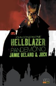 John Constantine Hellblazer Pandemônio