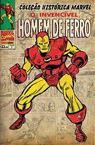 Coleção Histórica Marvel - O Invencível Homem de Ferro 03